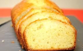 Gâteau au citron sans œuf