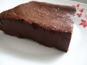 Fondant extra chocolat