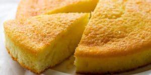 Gâteau au yaourt au micro onde