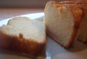 Gâteau au yaourt sans beurre