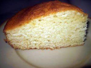 Gâteau au yaourt et beurre