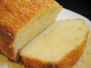 Cake nature Sucré