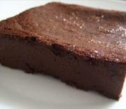 Gâteau au nutella sans beurre
